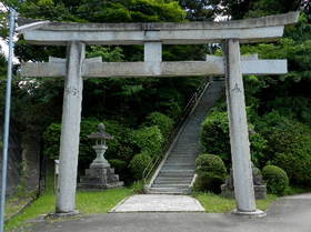 2015-05・21 三田市の大歳神社 (2).JPG