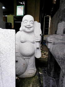 2016-09・15 石材店前の石像・・・ (2).JPG